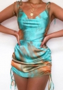 (Pre-Sale 05/08/2020)Women Fashion Print 3D-Digital Summer Mini Dress